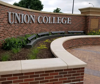 Union College Campus Entrance