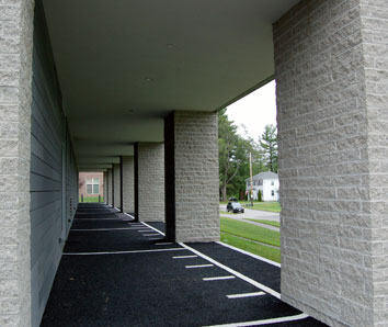 Architectural Concrete Masonry Units